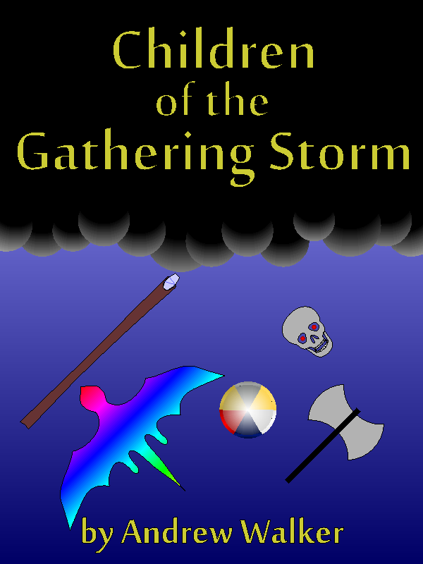 Children of the Gathering Storm cover