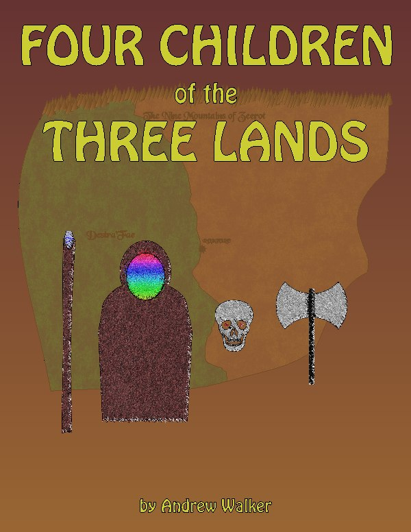 Four Children of the Three Lands cover